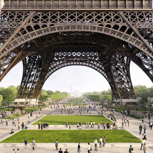 Grand Site Tour Eiffel_09_Pers_c_Gustafson Porter + Bowman